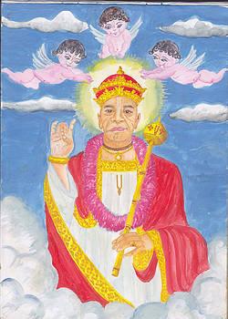 Srila Prabhupada. by Parimala Devi Namasivayam
