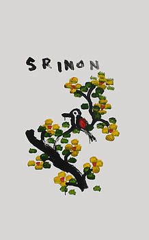 Colin Smeaton - Srinon Grey Plain iphone