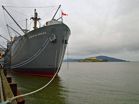 SS Jeremiah O'Brien by Monica Veraguth
