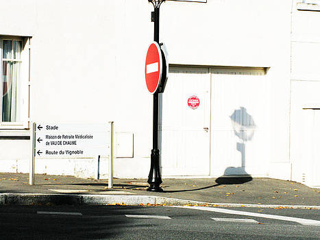 Randi Kuhne - St. Aignan Signs and Shadows