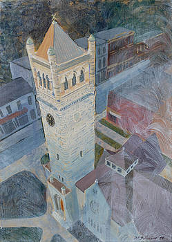 St Andrews Bell Tower by David Gilmore