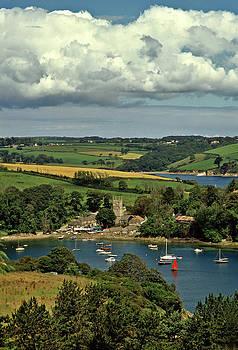 St. Anthony in Meneage Cornwall UK by David Davies