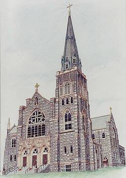 St. Anthony's Church by Anthony Fotia