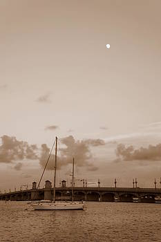 Laurie Perry - St. Augustine in Sepia