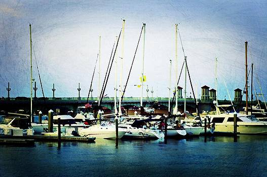 Laurie Perry - St. Augustine Sailboats