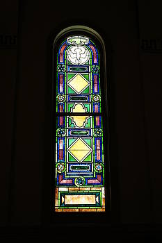 Laurie Perry - St. Augustine Stained Glass