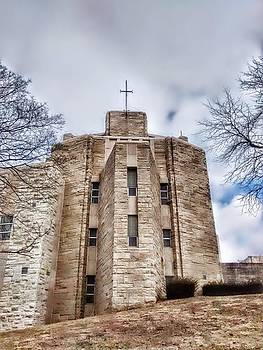 St Benedict Abby church by Dustin Soph