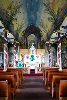 Venetia Featherstone-Witty - St. Benedict