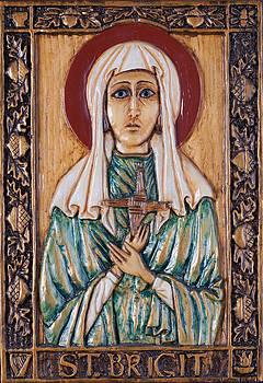 St. Brigit of Kildare  by Fr Barney Deane