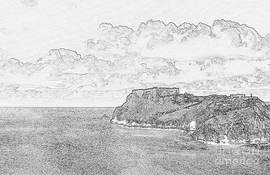 Steve Purnell - St Catherines Rock Tenby 2