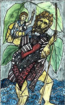 Marko Jezernik - St. Christopher 7
