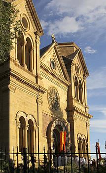 Mike McGlothlen - St. Francis Cathedral - Santa Fe