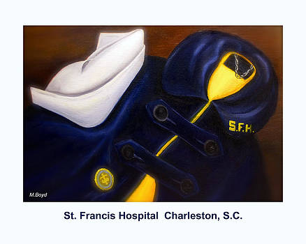 St. Francis Hospital School of Nursing by Marlyn Boyd