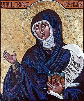St. Hildegard of Bingen by Fr Barney Deane