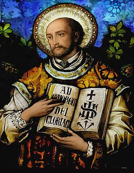 Bibi Rojas - St. Ignacius of Loyola