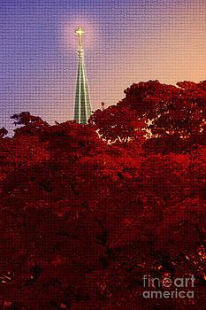 St. Ignatius Loyola of Hicksville by Jeff Breiman