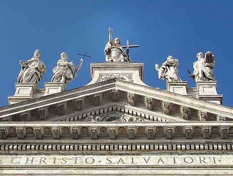 St. John Lateran by Joe Winkler