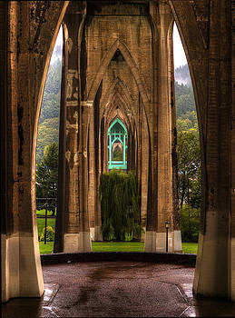 St. Johns Bridge by Matt Hanson