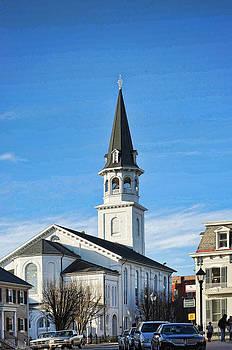 St. John's Lutheran Church by Kelley Nelson
