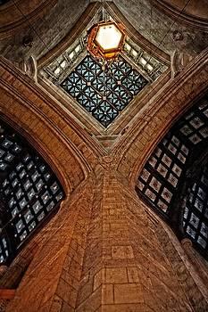 St John's Pillar by Dan Quam