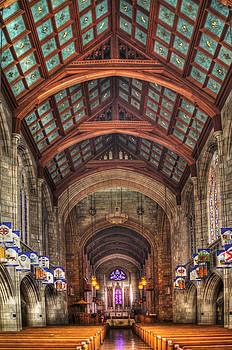 St. John's Sanctuary alter by Dan Quam