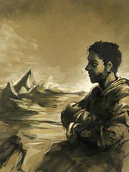 St Joseph by David Leiberg