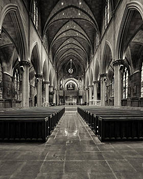 St Joseph's III by Dick Wood
