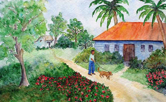 Patricia Beebe - St Lawrence Gap