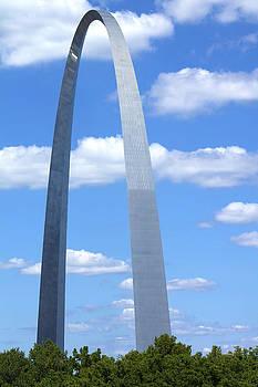 St. Louis Arch by Danielle Allard