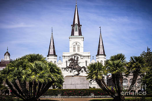 Paul Velgos - St. Louis Cathedral in New Orleans