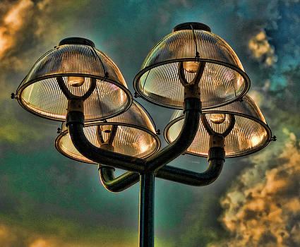 St. Louis Street Light by Janet Maloy