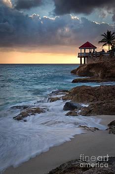 St. Maarten at Sunset by doug hagadorn by Doug Hagadorn
