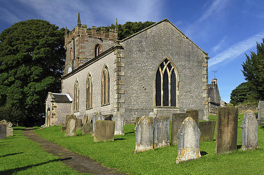 St Margaret's Church - Wetton by Rod Johnson