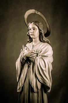 St. Maria Goretti by Karen Varnas