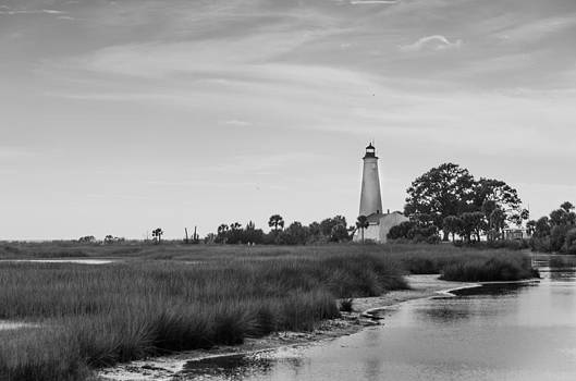 St. Mark Lighthouse by Don L Williams