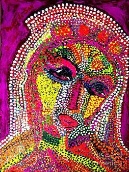 St. Mary Magdalene by Darlyne Sax