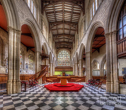 Yhun Suarez - St Mary The Virgin Church - Nave