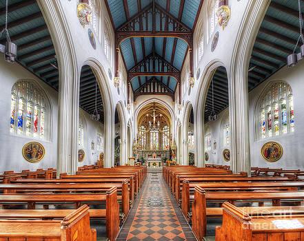Yhun Suarez - St Mary