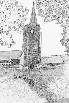 Steve Purnell - St Marys Church Tenby