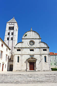 St Marys church Zadar by Borislav Marinic