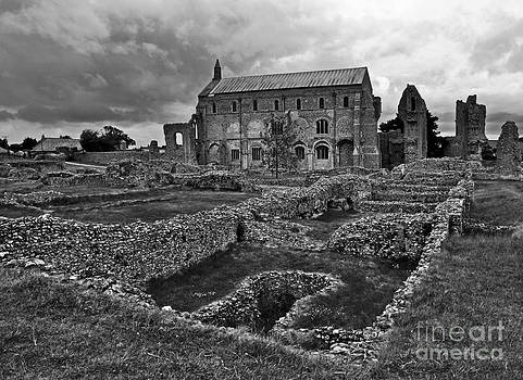 St Marys Priory by Bel Menpes