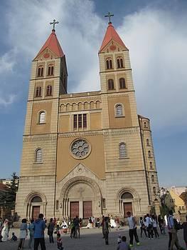 Alfred Ng - St. Michael Cathedral Qingdao