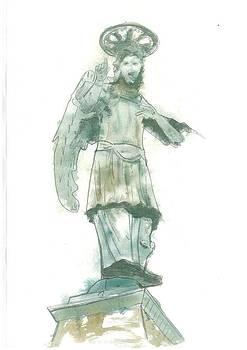 Marko Jezernik - St. Michael from Piran