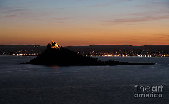 St Michael mount - Cornwall by OUAP Photography