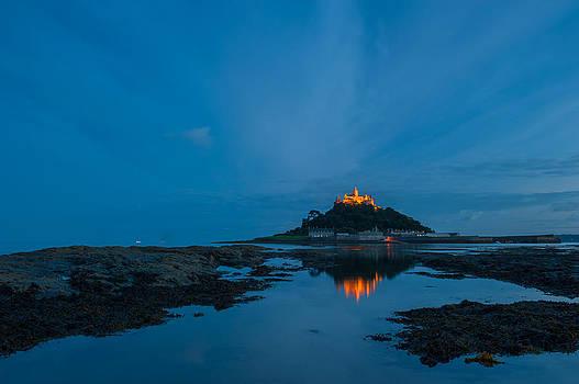 David Ross - St Michaels Mount Cornwall