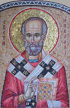 St Nicholas by Milan Pilipovic