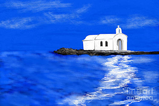 St. Nikolas by Jiovanni Dim