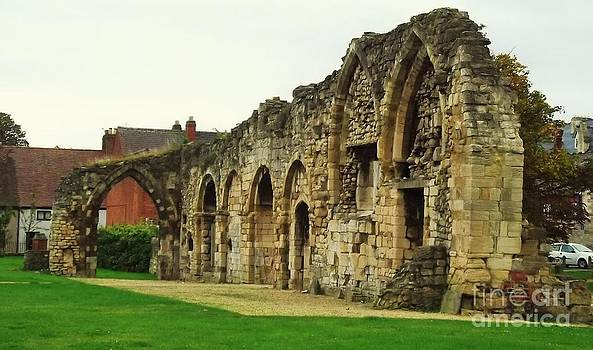 St Oswolds Priory by John Williams