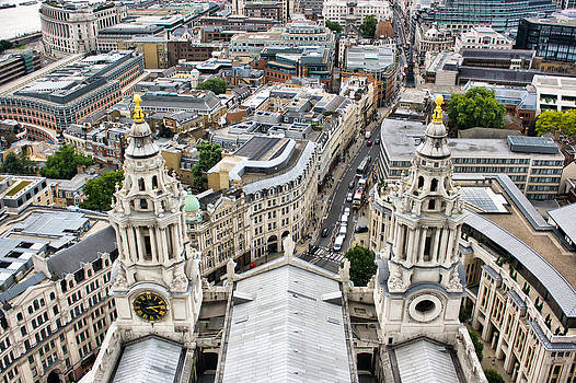 St. Paul Cathedral by Pier Giorgio Mariani