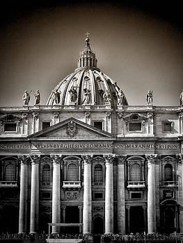 St Paul's by Karen Lindale